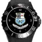 Bamber Bridge FC Plastic Sport Watch In Black