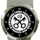 Hednesford Town FC Money Clip Watch