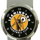 Leamington FC Money Clip Watch
