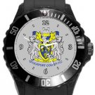Stockport County FC Plastic Sport Watch In Black