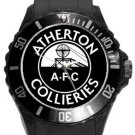 Atherton Collieries AFC Plastic Sport Watch In Black
