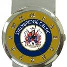 Stalybridge Celtic FC Money Clip Watch