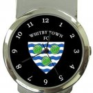 Whitby Town FC Money Clip Watch