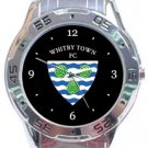 Whitby Town FC Analogue Watch