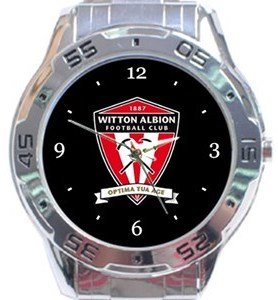 Witton Albion FC Analogue Watch