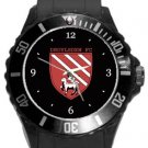 Droylsden FC Plastic Sport Watch In Black