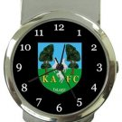 Kidsgrove Athletic FC Money Clip Watch