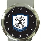 Arlesey Town FC Money Clip Watch