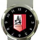 Market Drayton Town FC Money Clip Watch