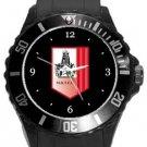 Market Drayton Town FC Plastic Sport Watch In Black