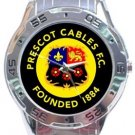 Prescot Cables FC Analogue Watch