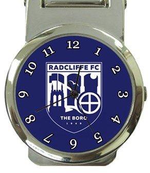 Radcliffe FC The Boro Money Clip Watch