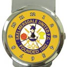 Skelmersdale United FC Money Clip Watch