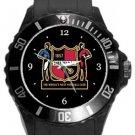 Sheffield FC Plastic Sport Watch In Black