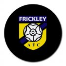 Frickley AFC Heat-Resistant Round Mousepad
