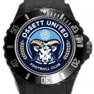 Osset United Football Club Plastic Sport Watch In Black