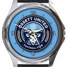 Osset United Football Club Round Metal Watch