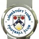 Lowestoft Town FC Money Clip Watch