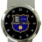 Royston United FC Money Clip Watch