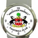 Needham Market FC Money Clip Watch