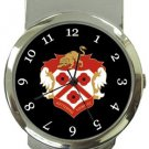 Kettering Town FC Money Clip Watch