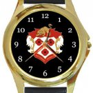 Kettering Town FC Gold Metal Watch