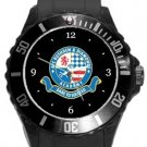 AFC Rushden & Diamonds Plastic Sport Watch In Black