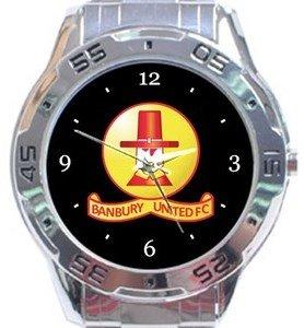 Banbury United FC Analogue Watch