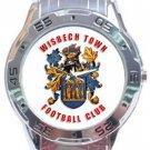 Wisbech Town FC Analogue Watch