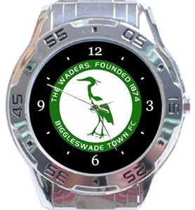 Biggleswade Town FC Analogue Watch