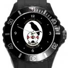 Coalville Town FC Plastic Sport Watch In Black
