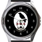 Coalville Town FC Round Metal Watch