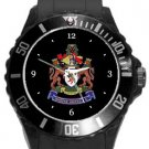 Marske United FC Plastic Sport Watch In Black
