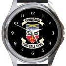 Tamworth FC Round Metal Watch