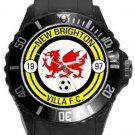 New Brighton Villa FC Plastic Sport Watch In Black