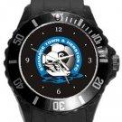 Swanage Town & Herston FC Plastic Sport Watch In Black