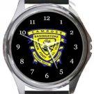 Basingstoke Town FC Round Metal Watch