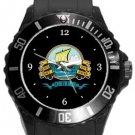 Gosport Borough FC Plastic Sport Watch In Black