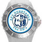 AFC Dunstable Plastic Sport Watch In White