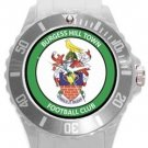 Burgess Hill Town FC Plastic Sport Watch In White