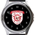 Didcot Town FC Round Metal Watch