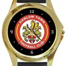 Harlow Town FC Gold Metal Watch