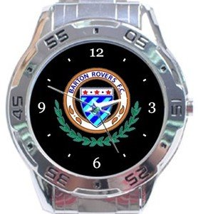 Barton Rovers FC Analogue Watch