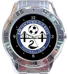 Barton Town FC Analogue Watch
