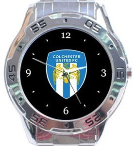Colchester United FC Analogue Watch