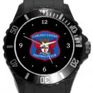 Carlisle United FC Plastic Sport Watch In Black