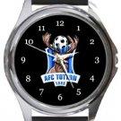 AFC Totton Round Metal Watch