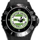 Barton United FC Plastic Sport Watch In Black