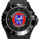 Winchester City FC Plastic Sport Watch In Black