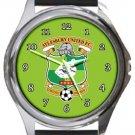 Aylesbury United FC Round Metal Watch